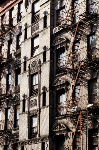 19th Century「Ornate Building, Little Italy, Manhattan, New York City」:スマホ壁紙(9)