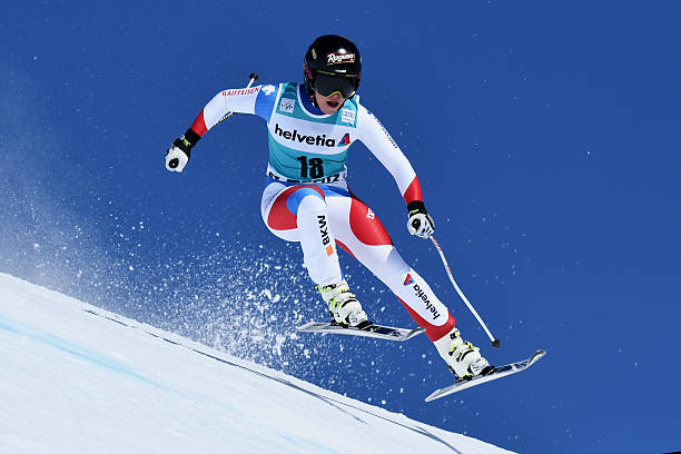 Audi FIS Alpine Ski World Cup - Men's and Women's Super G:ニュース(壁紙.com)
