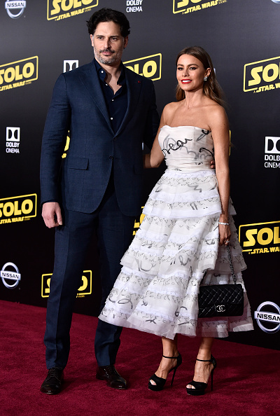 Frazer Harrison「Premiere Of Disney Pictures And Lucasfilm's 'Solo: A Star Wars Story' - Arrivals」:写真・画像(8)[壁紙.com]
