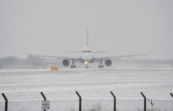 Snow「Snow And Rain Hit Britain In Coldest March For 50 Years」:写真・画像(19)[壁紙.com]