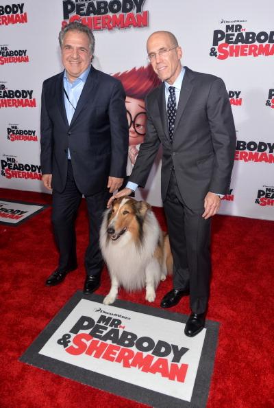 "Regency Style「Premiere Of Twentieth Century Fox And DreamWorks Animation's ""Mr. Peabody & Sherman"" - Red Carpet」:写真・画像(7)[壁紙.com]"