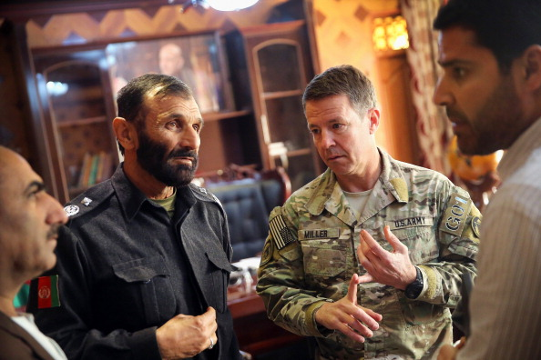 Afghanistan「U.S. Soldiers Continue Advisory Role As Election Nears In Afghanistan」:写真・画像(19)[壁紙.com]