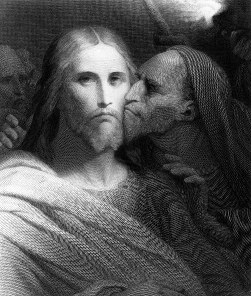 Jesus Christ「Judas Kiss」:写真・画像(2)[壁紙.com]