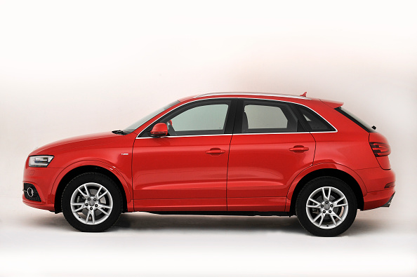 Side View「2013 Audi Q3」:写真・画像(13)[壁紙.com]