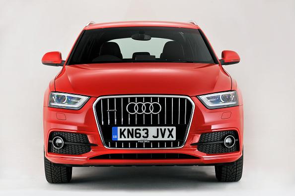 Facade「2013 Audi Q3」:写真・画像(2)[壁紙.com]