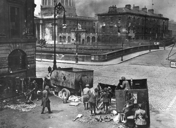 Dublin - Republic of Ireland「Four Courts Siege」:写真・画像(7)[壁紙.com]