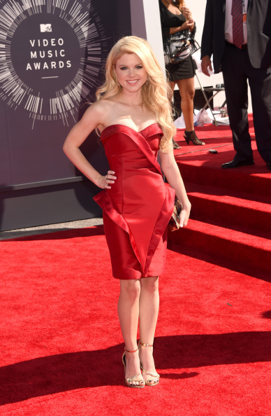 Metallic Shoe「2014 MTV Video Music Awards - Arrivals」:写真・画像(18)[壁紙.com]