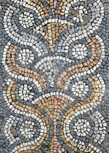 Ancient Greece「Mosaic of Aphrodisias」:スマホ壁紙(11)