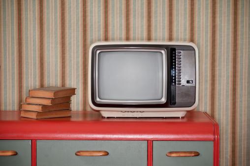 Television Show「Sixties TV On Retro Desk」:スマホ壁紙(11)