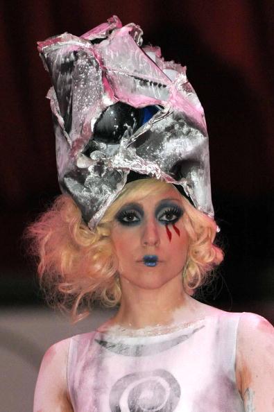 Blue Eyeshadow「MOCA NEW 30th Anniversary Gala - Show」:写真・画像(19)[壁紙.com]