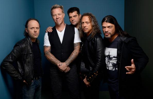 """Larry Busacca「""""Metallica Through The Never"""" Portraits - 2013 Toronto International Film Festival」:写真・画像(13)[壁紙.com]"""