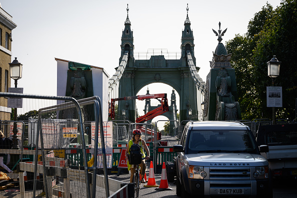 Footpath「London's Bridges Are Falling Down」:写真・画像(0)[壁紙.com]