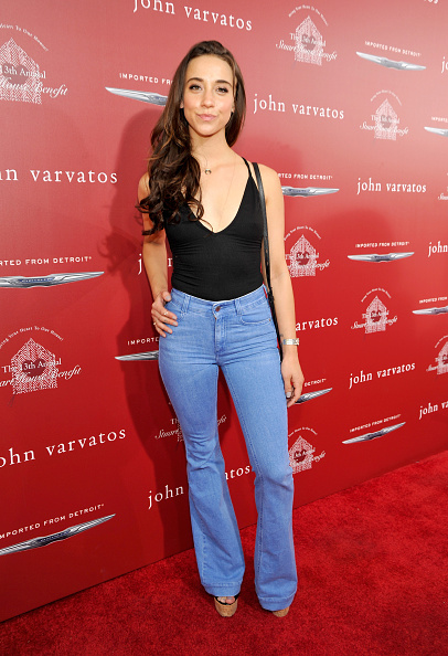 Strap「John Varvatos 13th Annual Stuart House Benefit Presented By Chrysler With Kids' Tent By Hasbro Studios - Arrivals」:写真・画像(10)[壁紙.com]