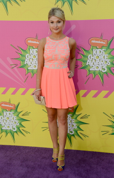 Cream Colored「Nickelodeon's 26th Annual Kids' Choice Awards - Arrivals」:写真・画像(11)[壁紙.com]
