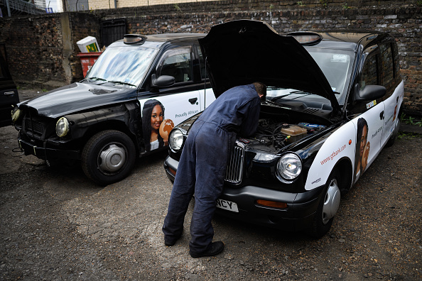 Finance and Economy「Behind The Scenes At East London Black Cab Garage」:写真・画像(15)[壁紙.com]