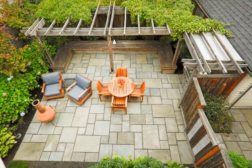Outdoor Chair「Outdoor Living」:スマホ壁紙(9)