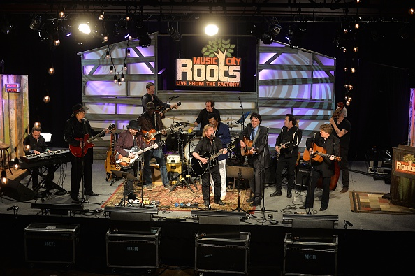 Jason Phillips「The Country Music Hall Of Fame And Museum Teams Up With Music City Roots To Honor Sam Phillips」:写真・画像(1)[壁紙.com]