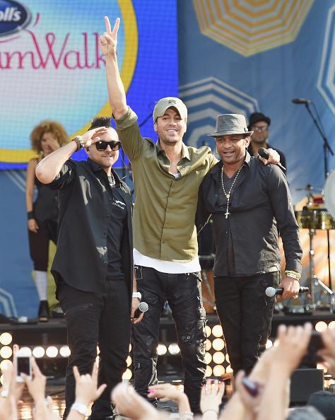 "Enrique Iglesias - Singer「Enrique Iglesias Performs On ABC's ""Good Morning America""」:写真・画像(5)[壁紙.com]"