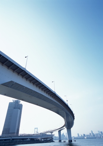Multiple Lane Highway「Rainbowbridge」:スマホ壁紙(10)