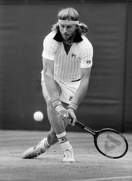 テニス「Borg Loses」:写真・画像(13)[壁紙.com]