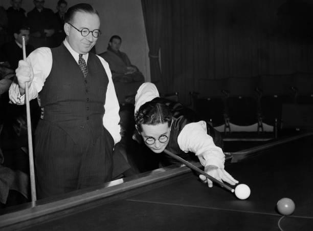 Best shot「Fred Davis And Horace Lindrum」:写真・画像(17)[壁紙.com]