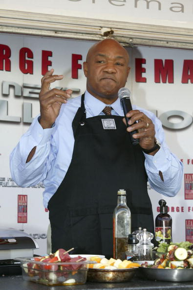 George Foreman「George Foreman Gives London A Grilling」:写真・画像(16)[壁紙.com]