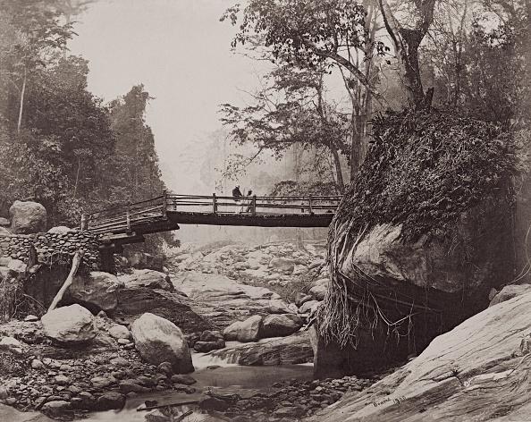 Bridge - Built Structure「Darjeeling Bridge」:写真・画像(1)[壁紙.com]