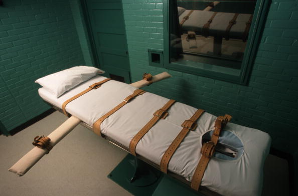 Domestic Room「Texas death chamber in Huntsville」:写真・画像(18)[壁紙.com]