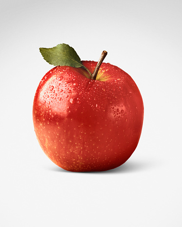Apple - Fruit「Red apple」:スマホ壁紙(4)