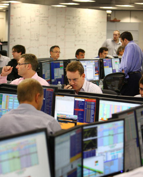 Worried「ICAP Brokers Continue To Trade During Financial Turmoil」:写真・画像(11)[壁紙.com]
