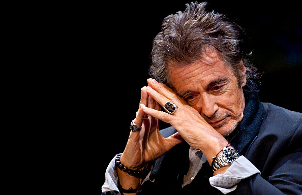 Eamonn M「An Evening With Al Pacino At Eventim Apollo」:写真・画像(4)[壁紙.com]