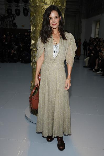 Womenswear「Chloe : Front Row - Paris Fashion Week Womenswear Fall/Winter 2020/2021」:写真・画像(19)[壁紙.com]