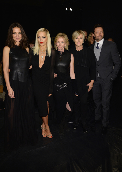 Larry Busacca「Donna Karan New York 30th Anniversary - Front Row - Mercedes-Benz Fashion Week Fall 2014」:写真・画像(10)[壁紙.com]