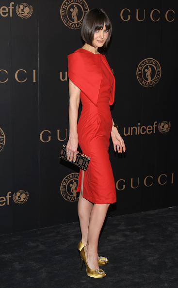 Stiletto「Gucci Hosts Reception To Benefit UNICEF」:写真・画像(12)[壁紙.com]