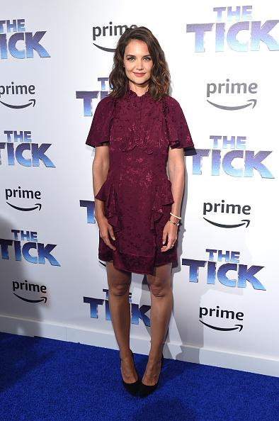 Film Industry「'The Tick' Blue Carpet Premiere」:写真・画像(9)[壁紙.com]