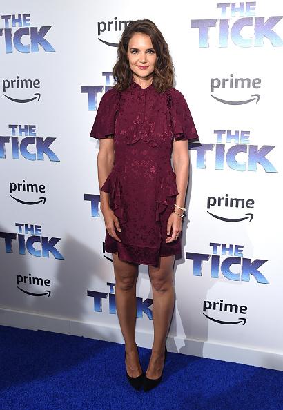カメラ目線「'The Tick' Blue Carpet Premiere」:写真・画像(1)[壁紙.com]