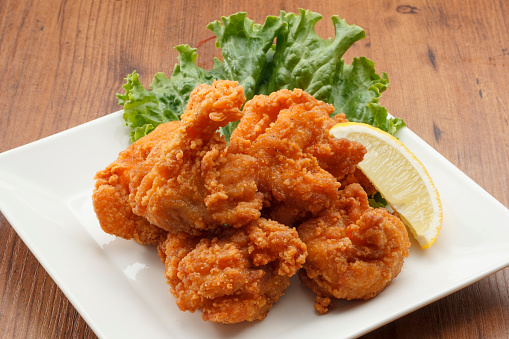 Chicken Meat「Karaage, Japanese Fried Chicken」:スマホ壁紙(10)