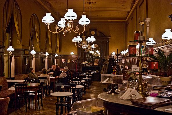 Cafe「The Café Sperl」:写真・画像(10)[壁紙.com]
