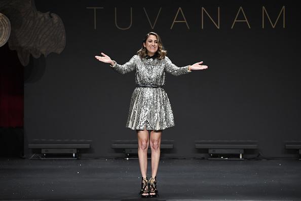 Gratitude「Tuvanam - Runway - Mercedes-Benz Fashion Week Istanbul - March 2017」:写真・画像(0)[壁紙.com]