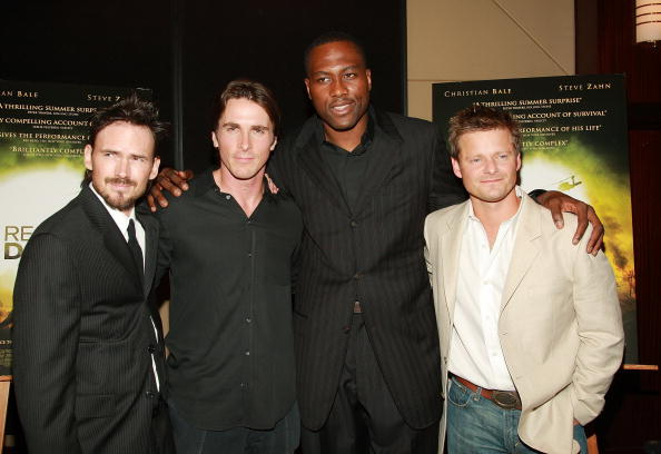 "Elton Brand「Premiere Of ""Rescue Dawn""」:写真・画像(12)[壁紙.com]"