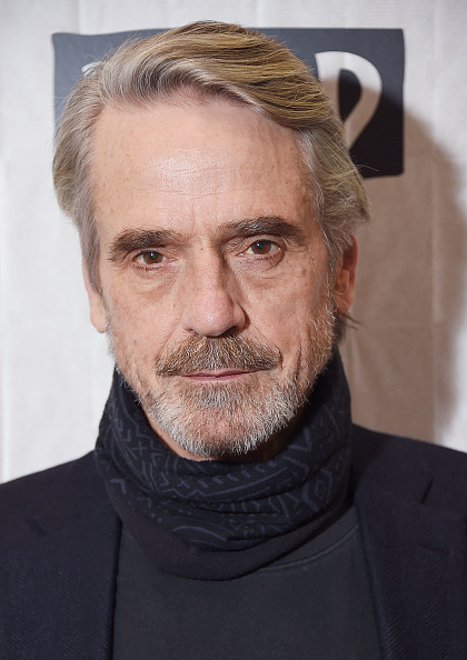 """Jeremy Irons「Build Presents Jeremy Irons Discussing """"Justice League""""」:写真・画像(5)[壁紙.com]"""