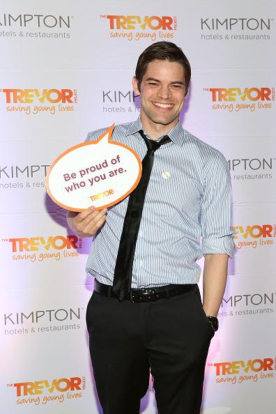 Sponsor「TrevorLIVE NY 2014 Kickoff Party Presented By Kimpton Hotel & Restaurants - Arrivals」:写真・画像(10)[壁紙.com]