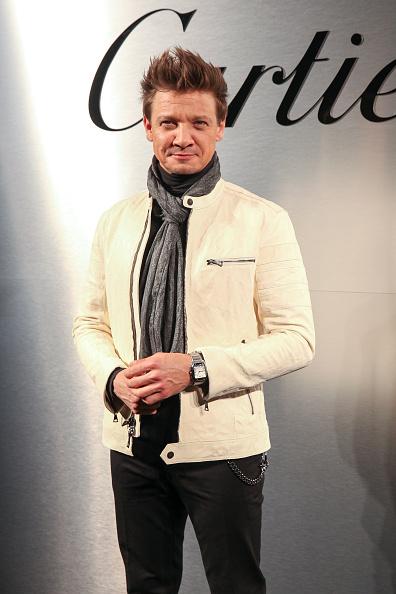 Jeremy Renner「Cartier Celebrates The Launch Of Santos de Cartier Watch - Arrivals」:写真・画像(13)[壁紙.com]