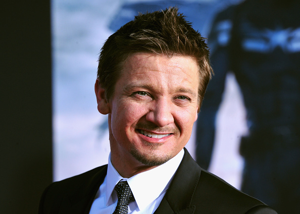 "Jeremy Renner「Premiere Of Marvel's ""Captain America: The Winter Soldier"" - Arrivals」:写真・画像(3)[壁紙.com]"