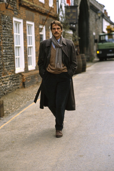 Jeremy Irons「Actor Jeremy Irons During Filming」:写真・画像(14)[壁紙.com]