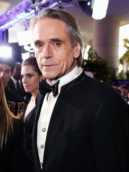 Jeremy Irons「smartwater At The Golden Globes Red Carpet」:写真・画像(7)[壁紙.com]