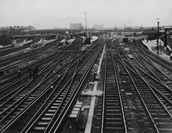 Railroad Track「Clapham Junction」:写真・画像(8)[壁紙.com]
