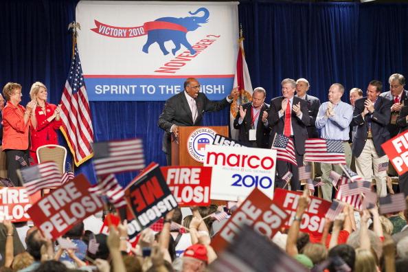 Lake Buena Vista「Sarah Palin Attends RNC Rally」:写真・画像(7)[壁紙.com]