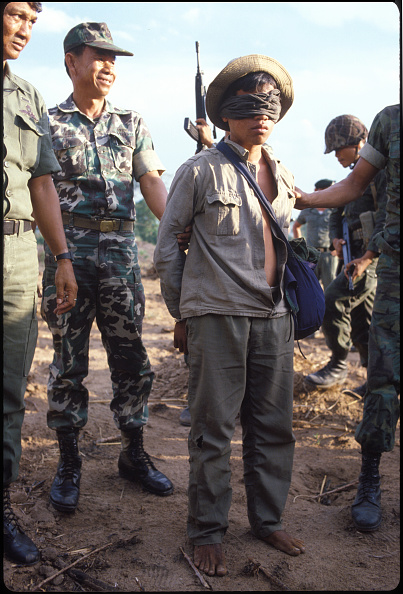 Military Uniform「Vietnamese POW」:写真・画像(1)[壁紙.com]