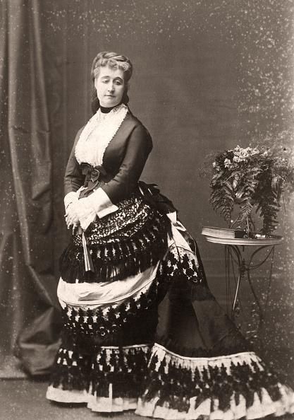1870-1879「Eugenie In Exile」:写真・画像(2)[壁紙.com]